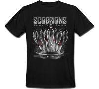 Футболка Scorpions - Return To Forever (чёрная)