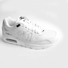 Кроссовки Nike Air Max белые white (36-41) (реплика)