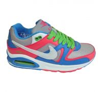 Кроссовки женские Nike Air Max микс цветов color mix (36-41)