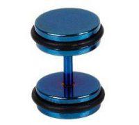 Тоннель-обманка (синяя)