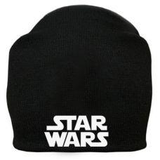 Шапка Star Wars - White Logo