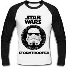 Футболка с длинным рукавом Star Wars - Stormtrooper