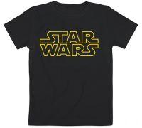 Детская футболка Star Wars (logo)